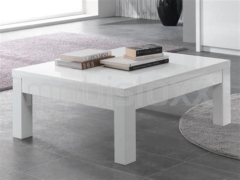 salontafel vierkant salontafel fabrizio vierkant hoogglans wit bij mobistoxx
