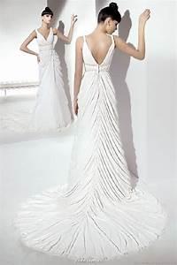 goddess style wedding dresses With goddess style wedding dress