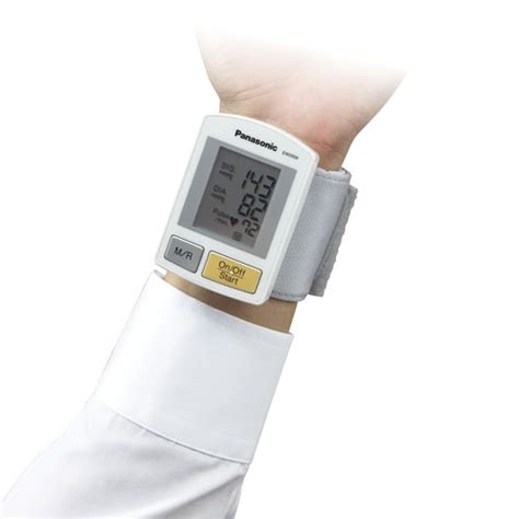 Amazon.com: Panasonic EW3006S Wrist Blood Pressure Monitor
