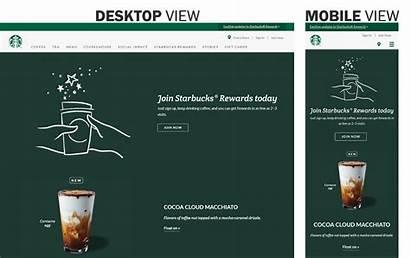 Responsive Adaptive Example Web Better Which Starbucks