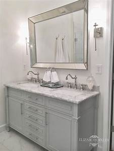 25 best large bathroom mirrors ideas on pinterest With the benefit of white bathroom mirror