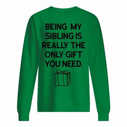 Need Gift Sibling Being Really Sweater