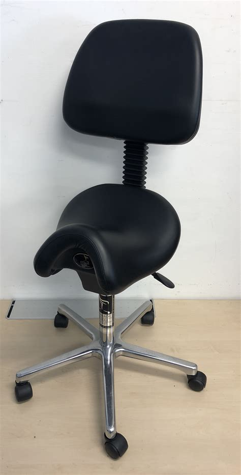 saddle chair seat office bambach 2798