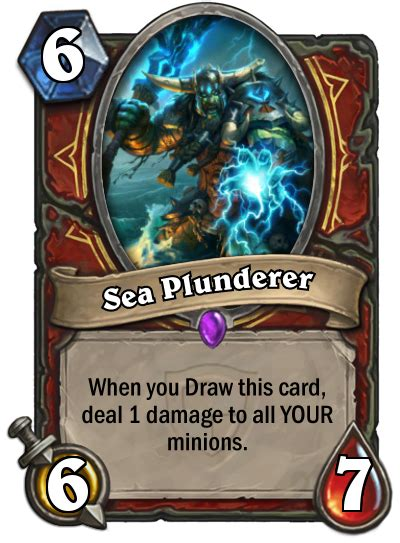 hearthstone news new tgt warrior card revealed sea