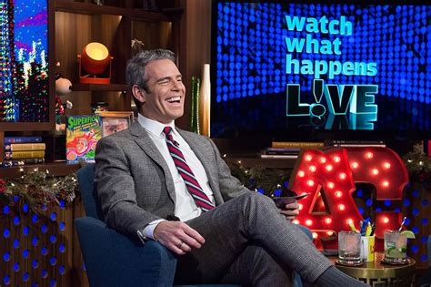 andy cohen      discussed