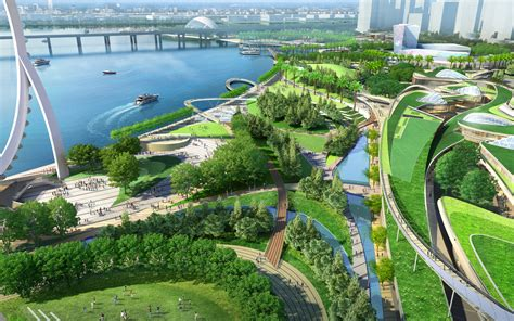 ARCHDAILY: China s Shenzhen Waterfront to be Transformed by Laguarda Low Masterplan