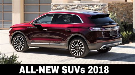 Newest Model by 10 All New Suvs Going On Sale In 2018 2019 Interior And