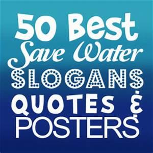 Drought Slogans