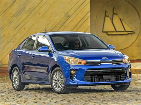 Experience the joy of the open road from the driver's seat of a 2021 kia rio. Kia Rio 2020   Protégez-Vous.ca