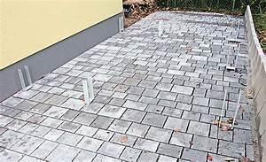 Kosten Hof Pflastern : einfahrt pflastern gartenhaus carport ~ Watch28wear.com Haus und Dekorationen