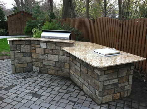 small outdoor kitchens small outdoor kitchen projects 171 outdoor living of new jersey