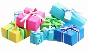Gift PNG Transparent Images PNG All