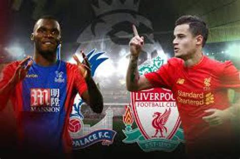 Crystal Palace vs Liverpool Live Streaming Info: Premier ...