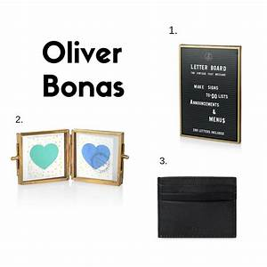 ali her father39s day gift guide With gold letter board