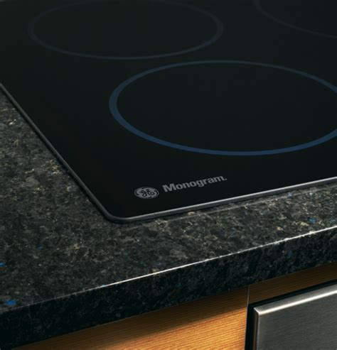 ge monogram  induction cooktop zhurbmbb ge appliances
