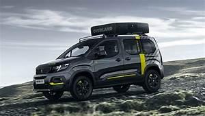 Peugeot Rifter 4x4 : gen ve 2018 peugeot rifter 4 4 concept howldb ~ Medecine-chirurgie-esthetiques.com Avis de Voitures