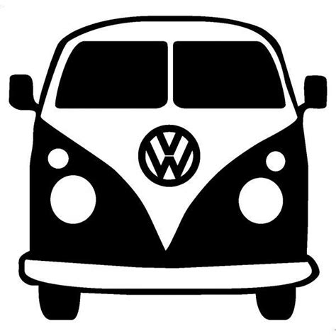 vw bus clipart google art project ideas