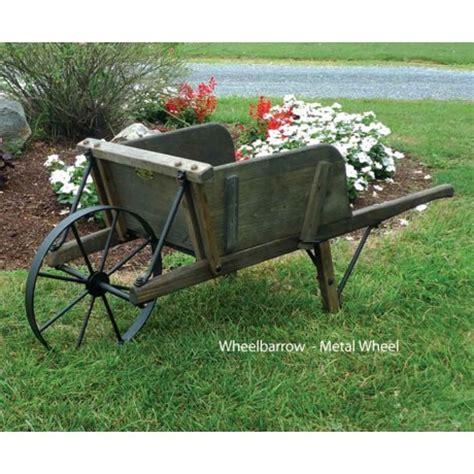 amish wheelbarrows pinecraft garden wheelbarrows