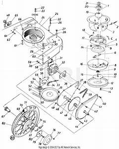 Mtd Wizard Mdl 129 Mtd4146a98 Parts Diagram For Parts