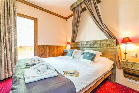 to chalet l ours brun les arcs voyager travel direct