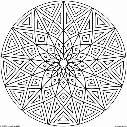 Coloring Cool Pages Designs Patterns Adults Popular