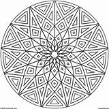 Coloring Cool Pages Designs Patterns Adults Popular sketch template