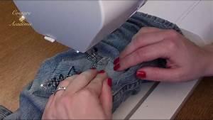Comment Réparer Un Liner Déchiré : comment r parer un tissu d chir raccommoder les d chirures en les recousant recoudre ~ Maxctalentgroup.com Avis de Voitures