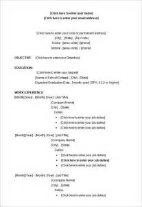 resume sles for freshers in word format resume format free download resume format and resume maker