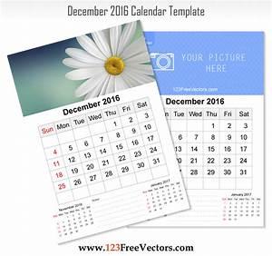 Wall calendar december download free vector art