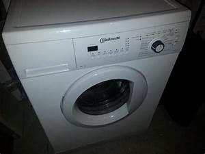 Maße Einer Waschmaschine : bauknecht waschmaschine in frankfurt waschmaschinen ~ Michelbontemps.com Haus und Dekorationen