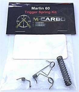Marlin 60 Trigger Spring Kit Printable Instructions From M