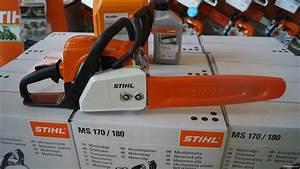 Stihl Ms 170 Avis : stihl ms 170 moottorisaha puun ja polttopuun k sittely ~ Dailycaller-alerts.com Idées de Décoration