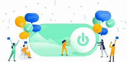 Illustrations Atlassian Teams History Inclusive Designing Balanced