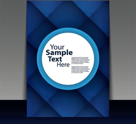 Editable Microsoft Word Cover Page Template