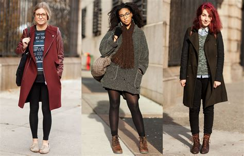 Winter Outfit Inspiration From 15 Stylish NYC Students | Teen Vogue