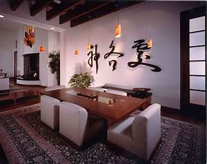 Serene and Practical: 40 Asian-Style Dining Rooms