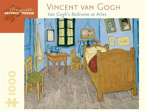 Gogh Bedroom At Arles by Gogh S Bedroom At Arles 1 000 Jigsaw Puzzle