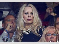 Meet Helena Seger, the stunning blonde WAG Zlatan