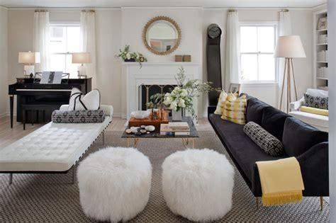 recouvrir un canapé en tissu cow hollow residence san francisco eclectic living
