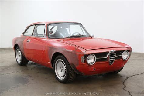 Alfa Romeo Giulia Sprint Gt by 1965 Alfa Romeo Giulia Sprint Gt Beverly Car Club