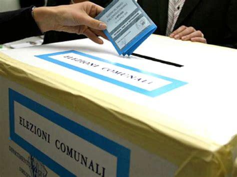 Voto Ufficiosi Elezioni Presentate Le Liste Nomi Simboli E Candidati