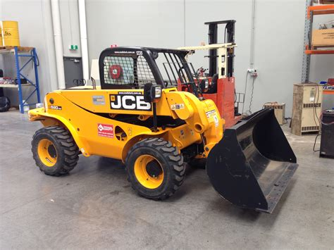 jcb jib attachment melbourne