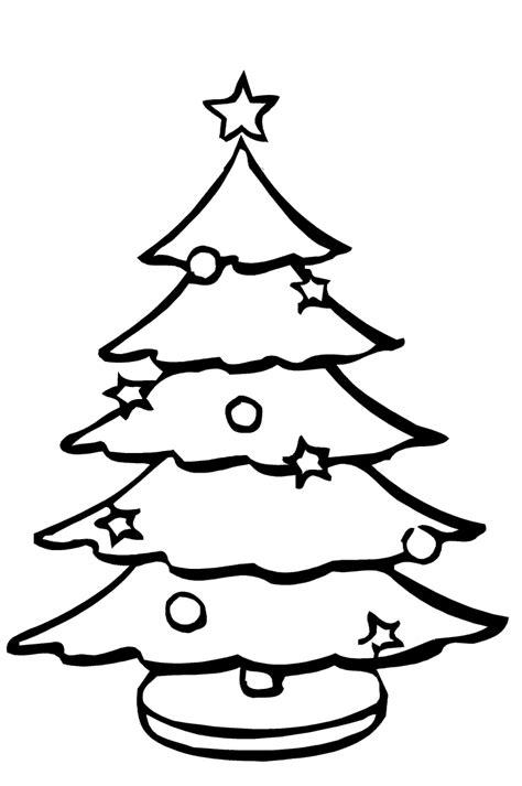 arbol de navidad dibujos para colorear dibujos1001 com