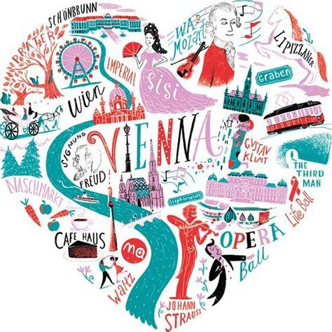 migy illustration vienna heart whitejpg typography