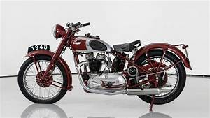 Motorcycle Monday  1948 Triumph 5t Speed Twin