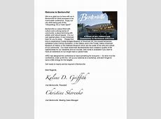 2017 Conference Welcome Letters Arkansas Registry of