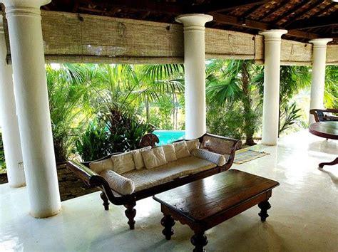 veranda   colonial surangana villa  sri lankas