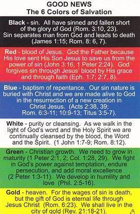 image result  printable salvation bracelet cards