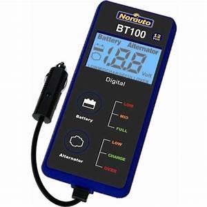 Testeur De Batterie Professionnel : testeur de batterie affichage digital norauto bt100 ~ Melissatoandfro.com Idées de Décoration