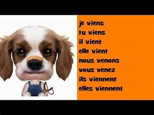 Coniugazione muscial francese # Rock # Verbo = venir - YouTube